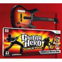 Wii - Guitar Hero World Tour Bundle @ Target